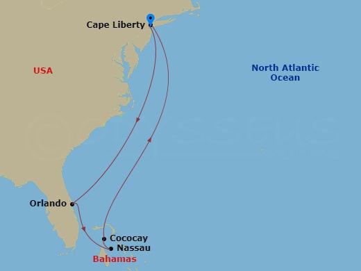 Main Beach Travel: Cruise Planner