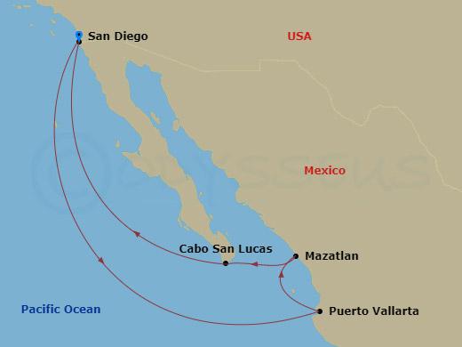 HAL Mexican Riviera