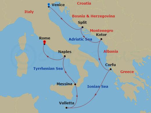 RSSC Luxury Cruise