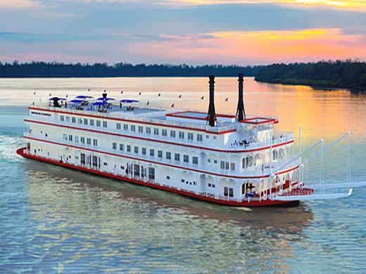 American Steamboat company